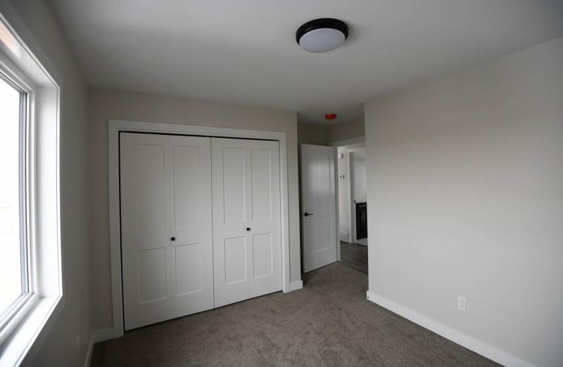 Main floor bedroom.