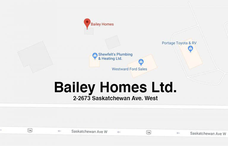 Bailey Homes Location