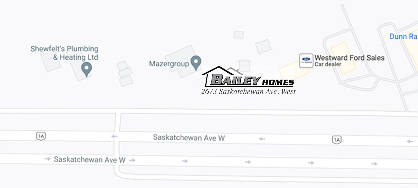Bailey Homes Location