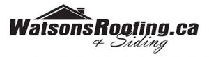 Watson's Roofing and Siding